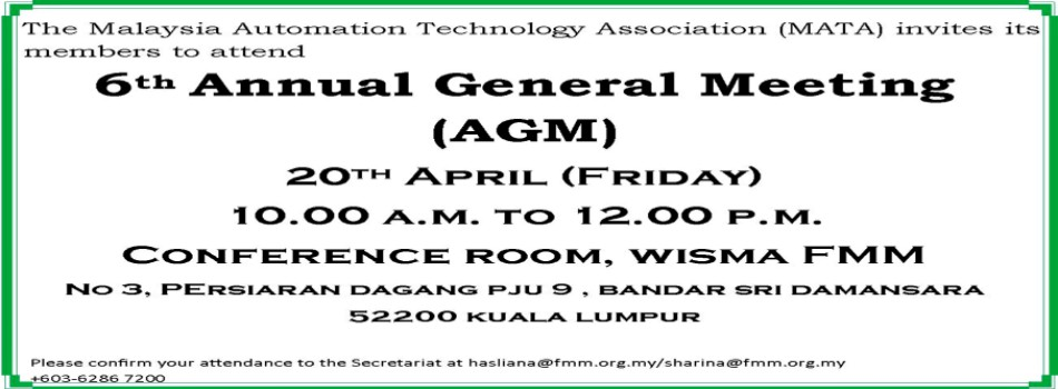 new AGM